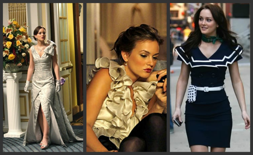 Silk and Spice: Get The Look: Gossip Girl Style - Blair Waldorf