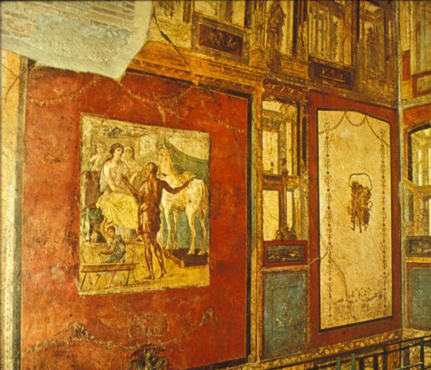 The Art History Journal: Fresque De l\'art Roman