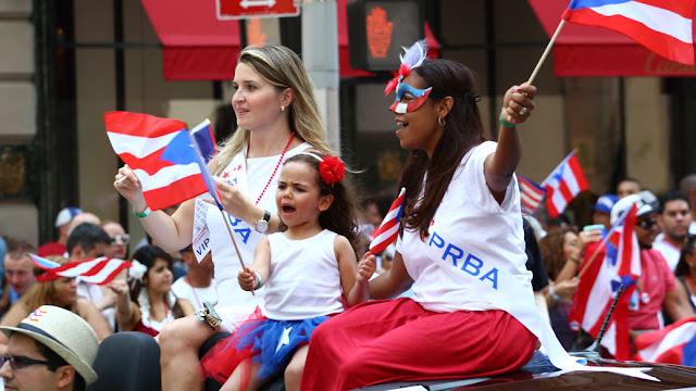 desfile Nacional Puertorriqueños 2015