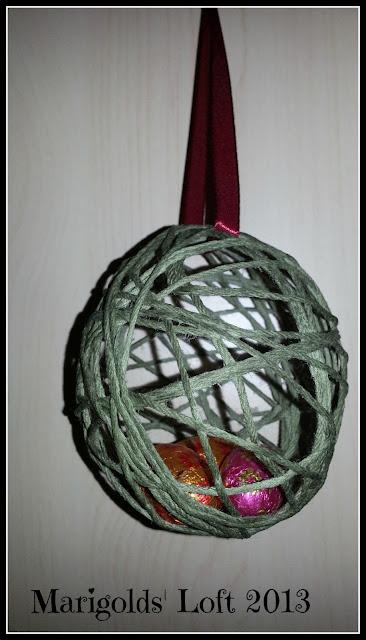 yarn egg