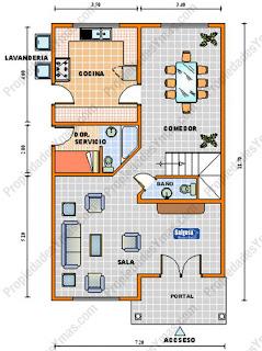 Constructora La Casa De Tus Sue Os Planos De Casas