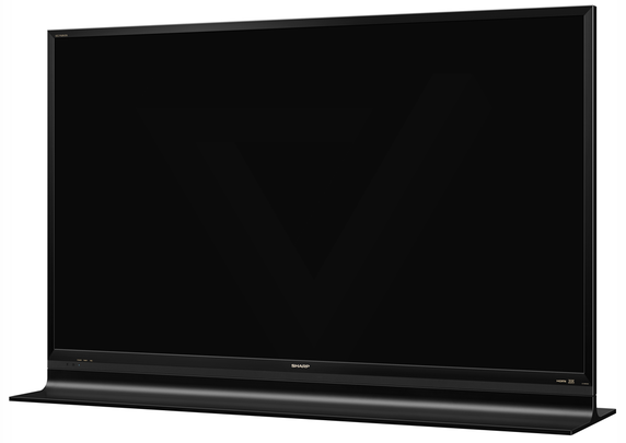 Sharp Unveils 60 inch Ultra HDTV
