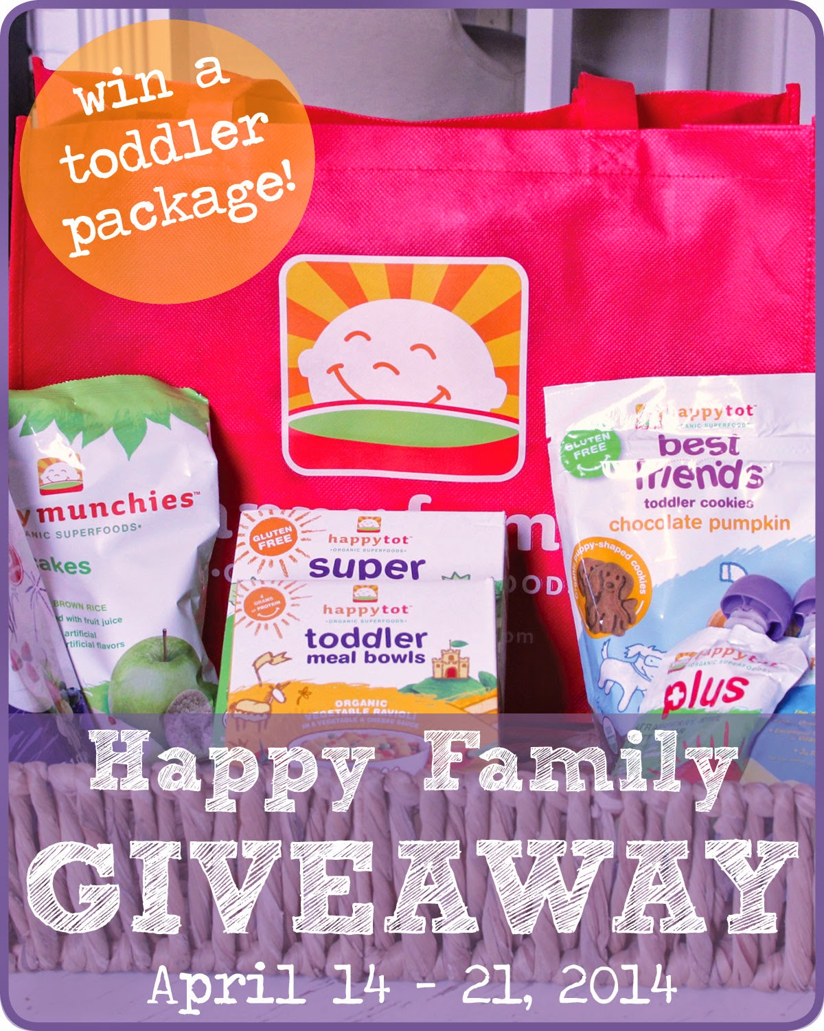 Happy Baby Foods for Toddlers