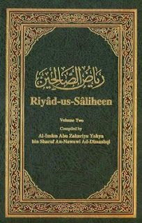 Riyadh us Saleheen Arabic - English
