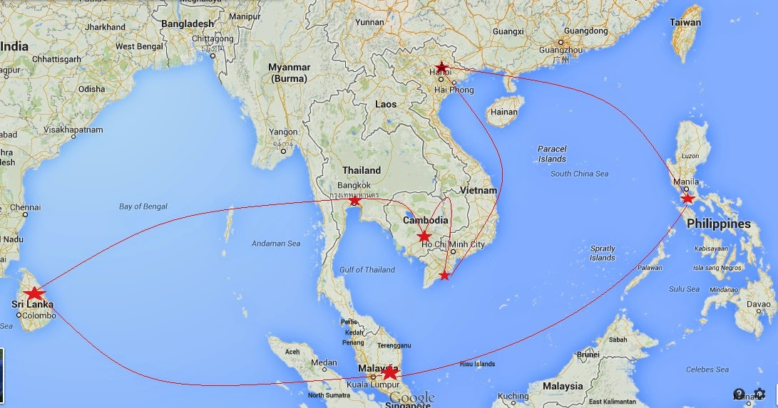 30First: Sri Lanka and Vietnam | Last Row Traveler