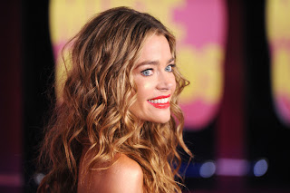 Denise Richards applauded on talk show 'Chelsea Lately' for looking after ex-husband Charlie Sheen's twins