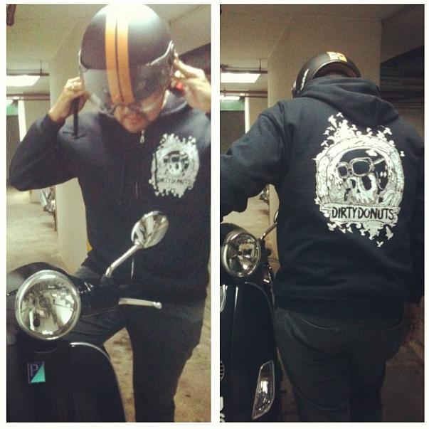 skully rider