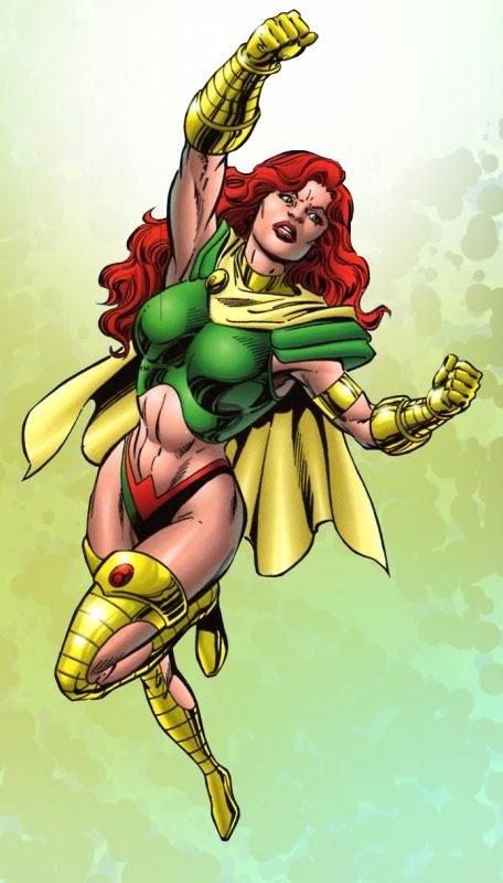 Maxima - DC Comics
