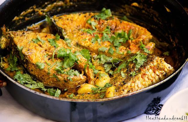 sorshe maach bengali recipe