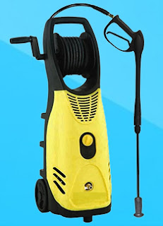 MAC FH-260 Home and Car Washer (2.6HP) Online, India - Pumpkart.com