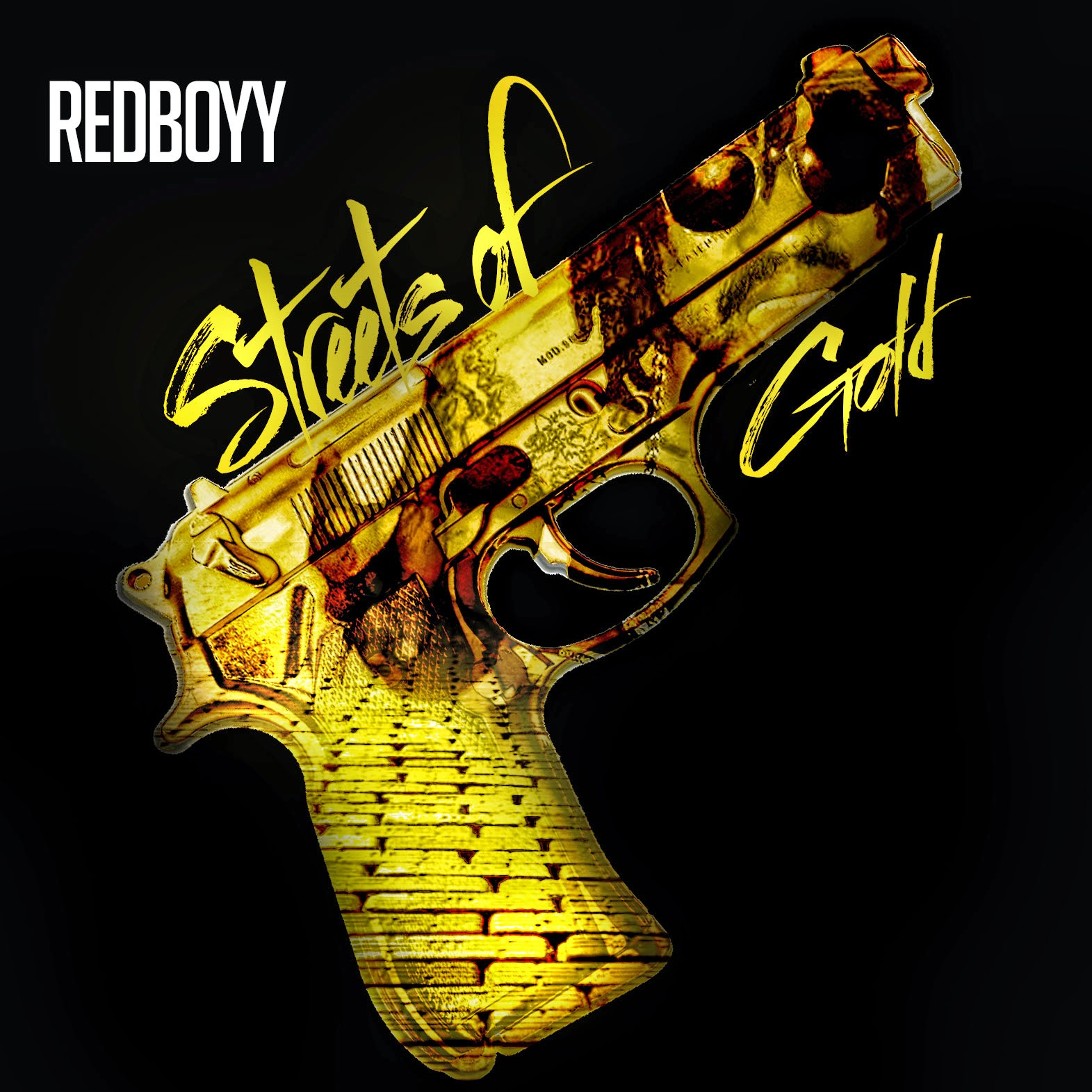 REDBOYY Streets Of Gold