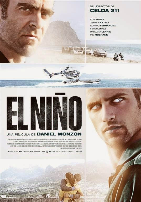 Póster de 'El Niño' (Daniel Monzón, 2014)