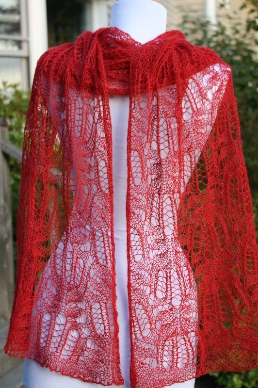 All Knitted Lace: Amy Pond and Doctor Who Or Why Did I Make a Red Scarf with ...
