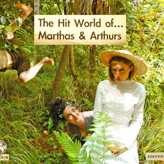Marthas & Arthurs - The Hit World Of Marthas & Arthurs