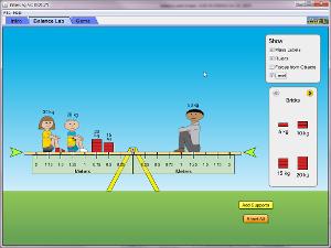 Simulasi Interaktif Fisika: Kesetimbangan