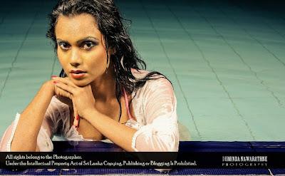 Gayesha Lakmali, Bikini Models