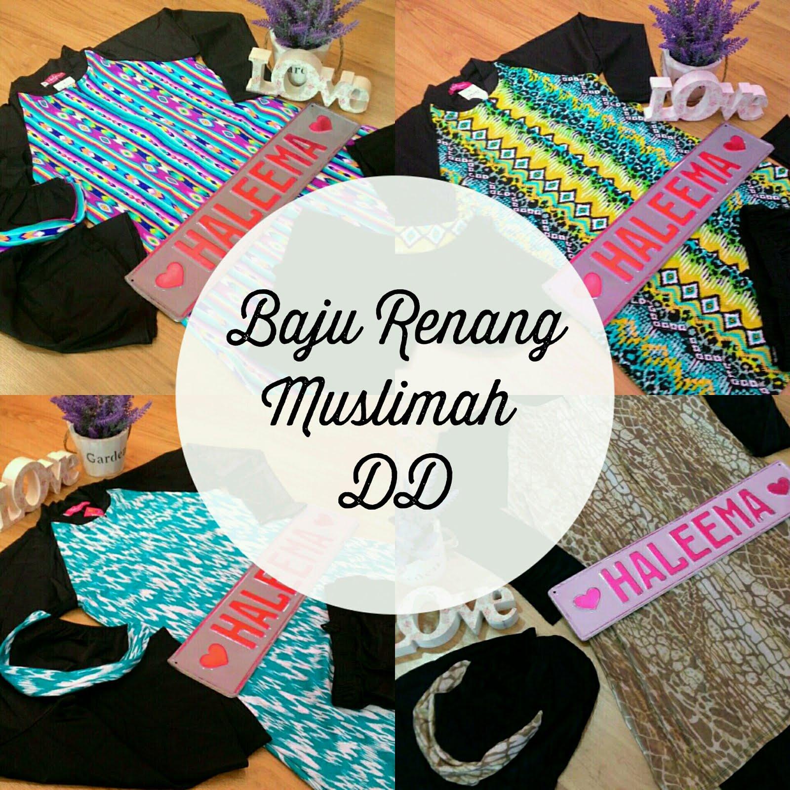 Baju Renang Muslimah DD (Klik pada Image)