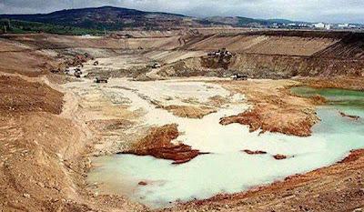 ορυχεία χρυσού στη Θράκη