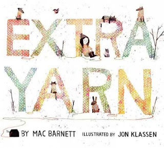 Extra Yarn by Mac Bennet