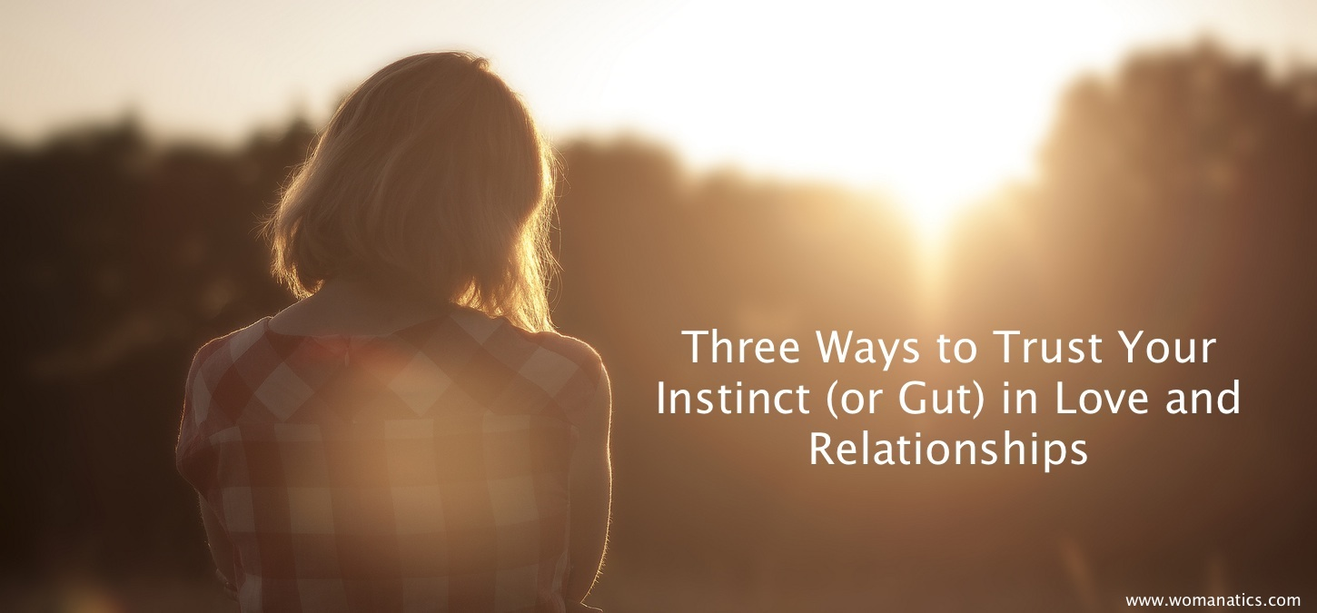 Following intuition in relationships