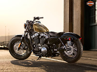 2013 Harley-Davidson XL1200X Forty-Eight 48 pictures 2