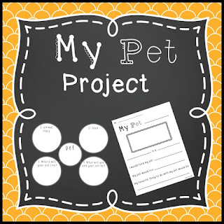 https://www.teacherspayteachers.com/Product/My-Pet-Project-615466