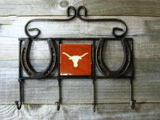 Texas Longhorns Key Holder