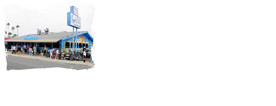Cappy's Cafe: Newport Beach, CA