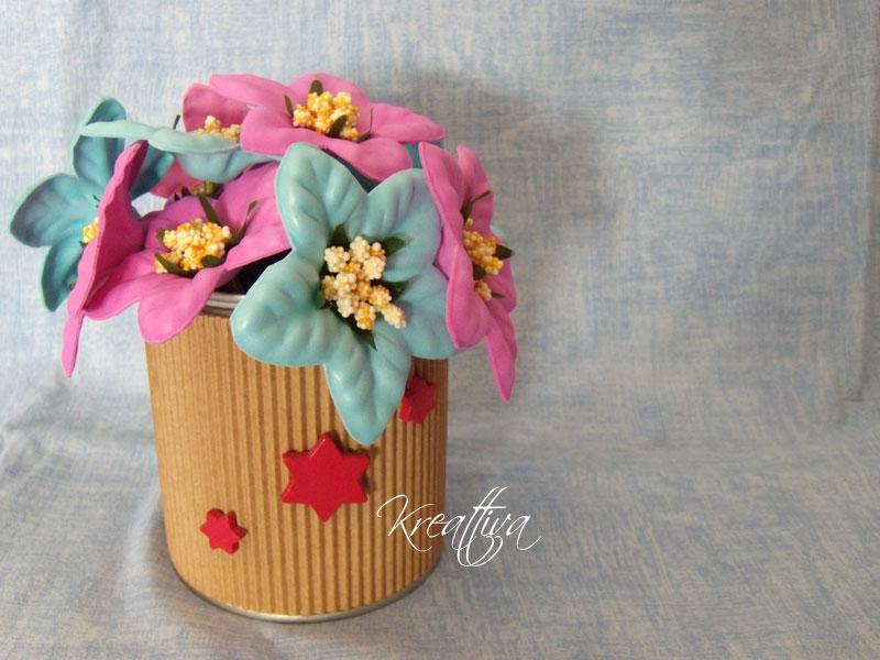 video tutorial dei fiori crepla per bomboniere o bouquet