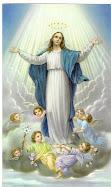 MAMA DIVINA atat de Mama si atat de Divina ca l-a nascut chiar pe Dumnezeu!