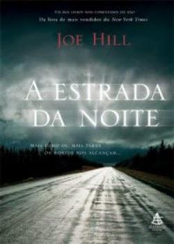 livro historia de terror a estrada da noite