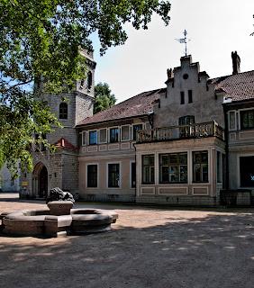Автомобильная экскурсия по Таллинну - Замок графа Орлова