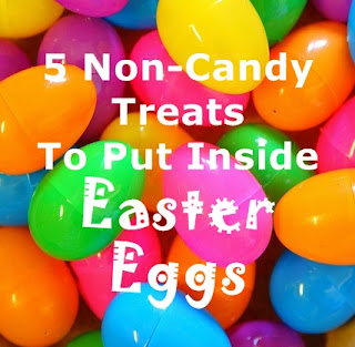 TheJungleStore.com | 5 Non-Candy Treats To Put Inside Easter Eggs