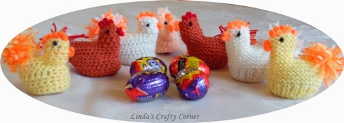 Free Crochet Pattern Easter Chick : Sophies Knit Stuff: Free Easter Knitting and Crochet Patterns