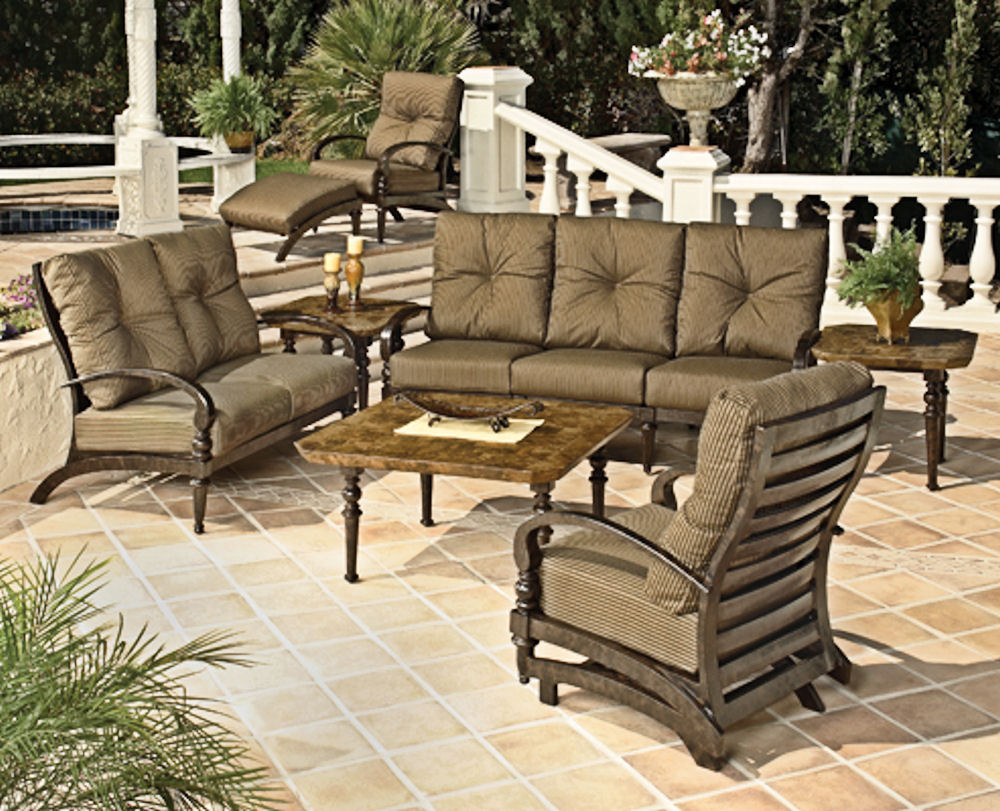 Patio furniture clearance sales video search engine at for Outdoor living patio furniture
