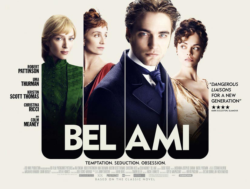 bel ami the movie