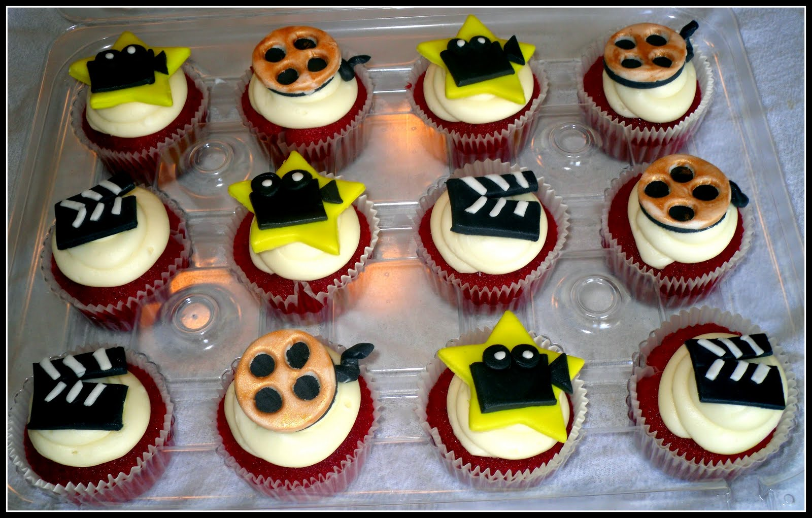 Cupcakes In Hollywood