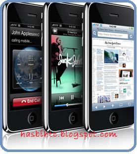 10 Smartphone Paling Popoler dan Dituggu 2012