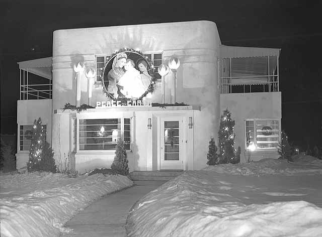 1950s and 1960s source time machine to the twenties vintage christmas homes