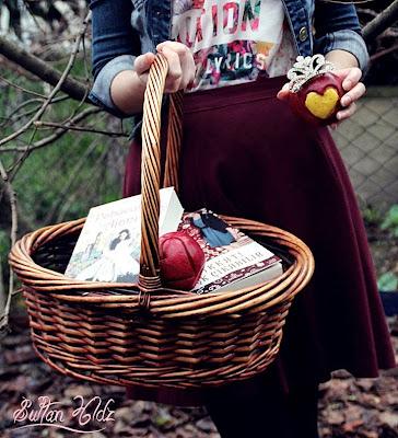 kitap, mim, bir kitap olsaydın, düş sepeti, sultan haldız, elma, sepet, fotoğraf, mutluluk, sihir, güzellik,