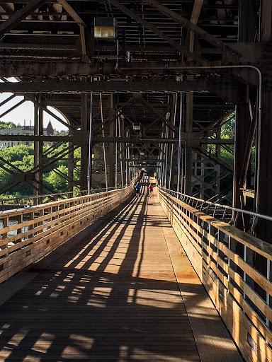 Biking The Oak Leaf and Beerline Trail in Milwaukee