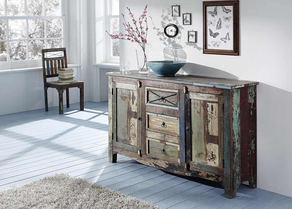 Meubles decoration meilleures images d 39 inspiration pour for Meuble en bois recycle