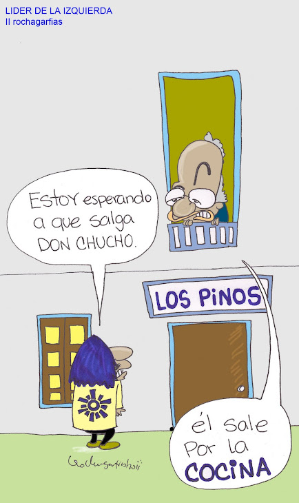 IZQUIERDA LIDER EN MEXICO