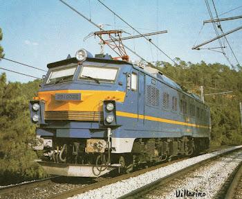 Loc. electrica  serie 251-0022