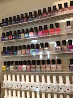 Deborah Lippmann, Deborah Lippmann nail polish, Sam Brocato Salon