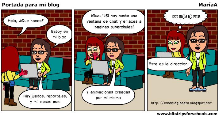 Este blog lo peta