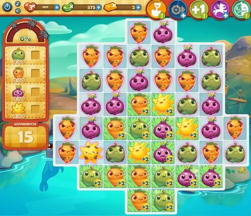 Nivel 81 Farm Heroes Saga