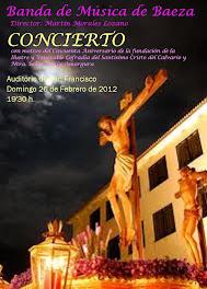 BANDA DE MÚSICA DE BAEZA - CONCIERTO - 26 DE FEBRERO DE 2012