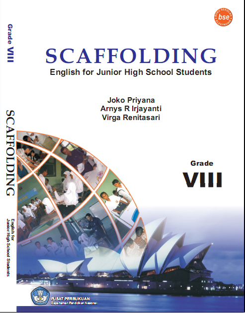 Download Buku Bse Scaffolding English For Junior High School Student Grade 8