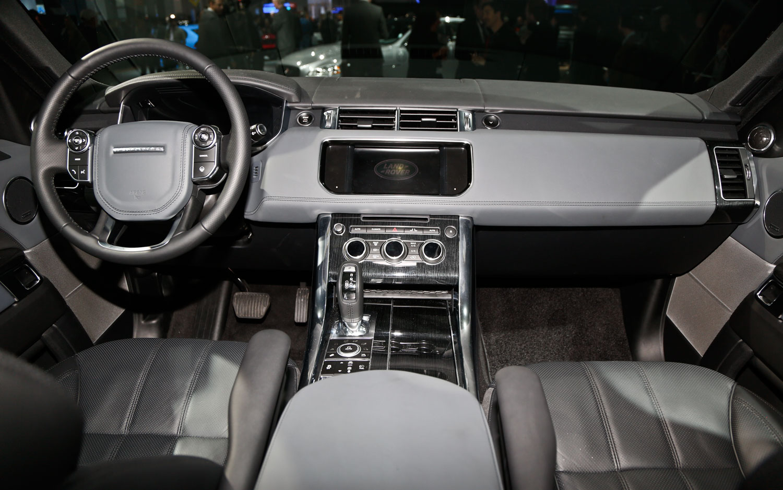 Latest Cars Models Range Rover Sport 2014